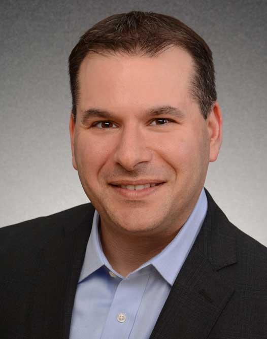 Eric Gornstein Talaris head of new product planning