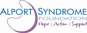 Alport Syndrome Foundation Logo